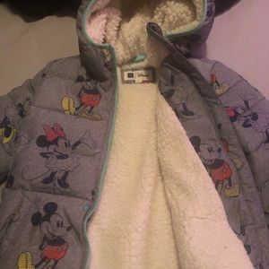 Mickey Mouse Gap Coat